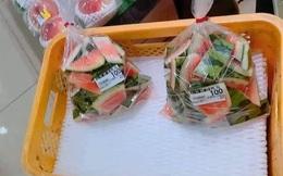 Cô gái sửng sốt khi thấy siêu thị Nhật Bản bán một món tưởng như bỏ đi ở Việt Nam, dân mạng giải đáp mới bất ngờ