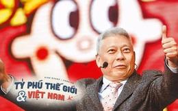 """Cuộc đời kỳ lạ của Vua bánh gạo Đài Loan và quyết định """"kết duyên"""" với Việt Nam"""