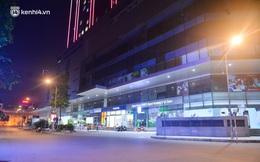 Hà Nội: Phun khử khuẩn trong đêm, phong toả tạm thời chung cư cao cấp 1.400 dân