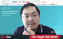 Chủ tịch FPT Telecom Hoàng Nam Tiến 'khoe' râu xồm xoàm, nói về 3 chuyện ứng phó mùa dịch: Ngủ đông, Chiến đấu, và Tư duy mới về những vấn đề không mới!