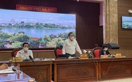 Nóng: Hà Nội tiếp tục giãn cách xã hội đến 6h ngày 6/9