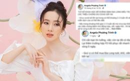 Bất chấp thông tin khoa học và dư luận, Angela Phương Trinh vẫn 'âm thầm' PR tác dụng chữa Covid-19 của giun đất