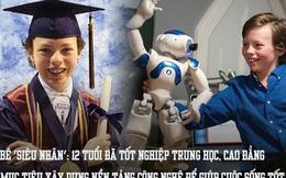 """Thiên tài 12 tuổi đã tốt nghiệp cả trung học, cao đẳng, ấp ủ giấc mơ khởi nghiệp trong lĩnh vực công nghệ: """"Tôi đang tận hưởng khoảng thời gian hạnh phúc nhất cuộc đời"""""""