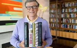 Bill Gates gợi ý 5 cuốn sách hay cho mùa hè, bạn đọc được bao nhiêu trong số chúng?