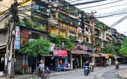 """Giá nhà tập thể cũ ở Hà Nội tăng trở lại sau nhiều năm """"ngủ quên"""""""