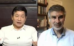 Chủ tịch FPT đàm đạo với 'bố già' AI: Làm thế nào đưa được Việt Nam trở thành trung tâm AI của thế giới?