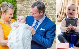 Chân dung em bé hoàng gia HOT nhất hiện nay: Phong thái chuẩn vị vua tương lai, chiếm sóng cả con nhà Công nương Kate