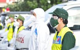 Cận cảnh đội hình xe cứu thương Bộ Quốc phòng điều động đến TP.HCM tham gia chống dịch Covid-19