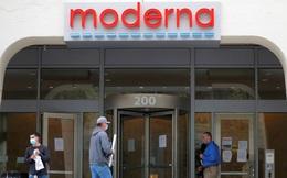 Cổ phiếu Moderna tăng giá chóng mặt nhờ vắc xin COVID-19