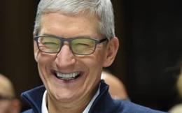 Đây là số tiền bạn thu được nếu chi 1.000 USD mua cổ phiếu Apple từ 10 năm trước, khi Tim Cook trở thành CEO Apple