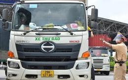 Quy định mới nhất về kiểm soát phương tiện vận chuyển hàng hóa tại chốt kiểm soát dịch