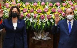 Ba điểm nhấn hợp tác kinh tế giữa Việt Nam và Mỹ qua chuyến thăm của Phó Tổng thống Kamala Harris