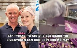Sắp 'toang' vì Covid-19, chủ hàng kẹo vô danh dùng 25 USD làm marketing, sau hơn 1 năm có 5,5 triệu follower trên MXH, 'chốt đơn' mỏi tay