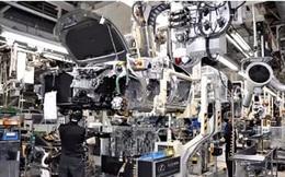 Các hãng ô tô Nhật Bản cắt giảm sản xuất