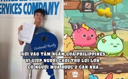Người chơi Axie Infinity sắp bị Philippines đánh thuế vì thu lãi lớn, có người mới 22 tuổi đã mua cùng lúc 2 căn nhà