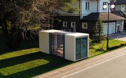 """Căn nhà """"nhỏ nhưng có võ"""" khiến nhiều người ao ước: Chỉ vỏn vẹn 10 mét vuông nhưng đầy đủ tiện nghi từ A đến Z"""