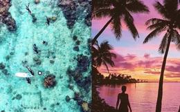 """Đắm mình trong vẻ đẹp non nước của Quốc đảo không ung thư - Fiji: Một """"thiên đường"""" khác trên Trái Đất sau Maldives"""