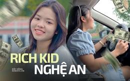 Ái nữ khu du lịch nghìn tỷ ở Nghệ An: Học phí 600 triệu/năm, chưa xong cấp 3 đã được bố mẹ tặng ô tô tiền tỷ