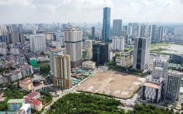 Cận cảnh khu đất vừa được Mỹ thuê để xây Khu phức hợp Đại sứ quán