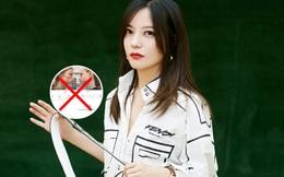 """CĂNG ĐÉT: Triệu Vy bị Fendi cho """"ra đảo"""" khi xoá sạch hình ảnh và thông tin, sự nghiệp thời trang sắp bế mạc?"""