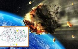 Toàn cảnh các thiên thạch va vào Trái Đất trong suốt 33 năm qua, tại sao chúng ta không cảm nhận được điều đó?