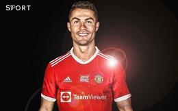 NÓNG: Ronaldo chính thức gia nhập Manchester United, trở về mái nhà xưa sau 12 năm xa cách