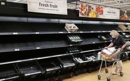 Anh rơi vào cuộc khủng hoảng hậu Brexit: Thiếu hụt tài xế vận chuyển, thực phẩm 'cháy hàng' trên khắp đất nước