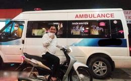 Đại gia Dũng 'lò vôi' đi xe máy trong đêm đến kiểm tra bình oxy trước khi trao cho các đội thiện nguyện, từ chối 100 tỷ đồng, âm thầm đặt 50.000 bình tặng người nghèo