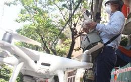 Đà Nẵng dùng flycam kiểm soát người dân chấp hành phòng dịch tại các ngõ hẻm