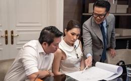 """""""Lâu đài"""" 400 tỷ Thái Công làm còn chưa xong, Đoàn Di Băng đã lập kế xây nhà mới vì một lý do không ai ngờ đến"""