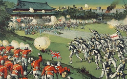 Mở kho vũ khí của triều đình nhà Thanh, liên quân 8 nước sững sờ: Lẽ nào Thanh triều cố tình thua trận?