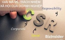 Hiểu đúng: Thế nào là Trách nhiệm Xã hội của doanh nghiệp? CSR có phải chỉ là làm từ thiện mùa dịch hay không?