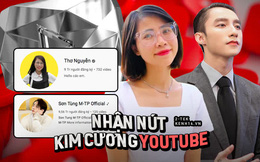 Sau một loạt drama, Thơ Nguyễn gây sốc khi có số subscribe ngang ngửa Sơn Tùng M-TP, sắp sửa đạt nút kim cương của YouTube