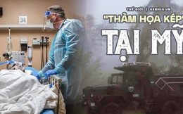 """Mỹ sắp đi vào vết xe đổ của """"địa ngục Covid"""" Ấn Độ: Bệnh viện quá tải, oxy cạn kiệt, """"thảm họa kép"""" xuất hiện"""