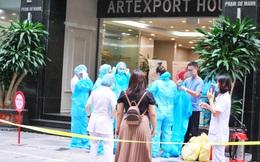 Trưa 4/8, Hà Nội ghi nhận thêm 24 trường hợp dương tính với SARS-COV-2