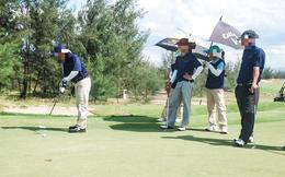Giám đốc Sở, Cục phó Cục Thuế tiếp xúc với F0 khi đi chơi golf