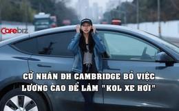 Việc nhẹ lương cao như KOL xe hơi: Đăng ảnh 'sương sương' nhận ngay nghìn USD, được tặng cả chiếc xe, tiền thu về từ quảng cáo cao ngất ngưởng