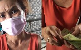 Thương khách thuê chật vật trong đại dịch, cô chủ trọ cầm cục tiền lớn đi phát cho từng phòng