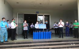 Tiki tặng 400 bộ bình và van oxy, cung ứng gần 130 tấn rau củ quả giá bình ổn cho người dân Sài Gòn
