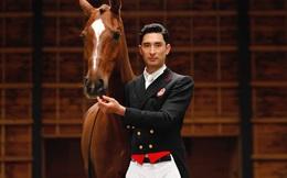 """Nam thần đua ngựa Olympic như """"xé"""" ngôn tình bước ra: Con lai mang dòng dõi hoàng tộc, gia thế hiển hách, tài năng và khí chất miễn bàn"""