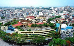 Hải Phòng xây trung tâm thương mại, khách sạn 5 sao 40 tầng ở chợ Sắt