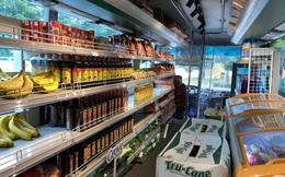 """""""Siêu thị mini di động"""" bán thực phẩm giá bình ổn lần đầu tiên xuất hiện tại TP HCM"""