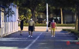 Bấp chấp lệnh cấm, nhiều người dân Hà Nội vẫn ra đường tập thể dục