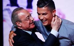 """Real Madrid cáo già hơn Barcelona trong """"mối tình"""" với siêu sao cỡ Ronaldo, Messi"""