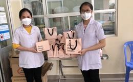Sociolla gửi tặng 1000 phần quà tri ân lực lượng y tế tuyến đầu chống dịch