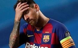 """Vì đâu là CLB kiếm tiền tốt nhất thế giới nhưng Barca lại ngập trong nợ dẫn đến """"đánh mất"""" Messi?"""