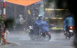 Miền Bắc sắp đón mưa dông giải nhiệt, chấm dứt đợt nắng nóng gay gắt kéo dài nhiều ngày