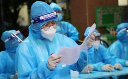 Sáng 9/8, thêm 514.503 liều vắc xin phòng COVID-19 đã được tiêm