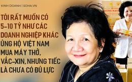 """Cú điện thoại của Bộ trưởng Lê Minh Hoan và quyết định """"đi vào lòng người"""" của nữ hoàng trứng"""
