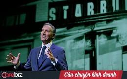 3 bài học từ nhà sáng lập Starbucks - Howard Schultz, bất cứ lãnh đạo nào cũng nên biết